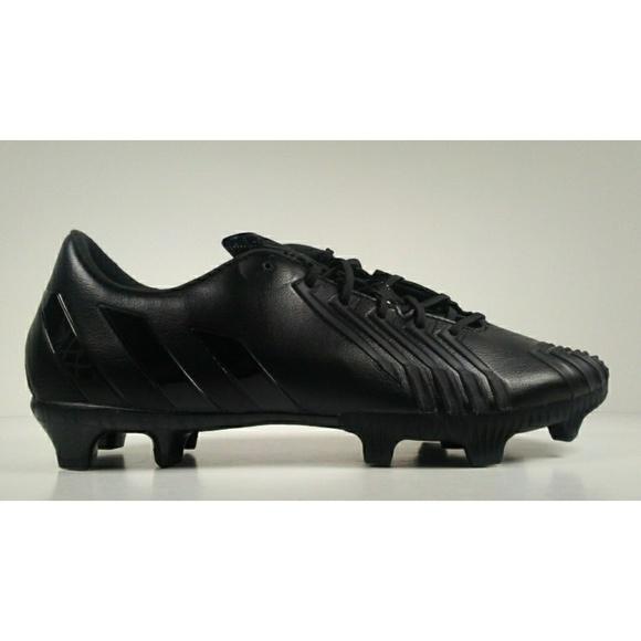 adidas predator instinct black soccer cleats